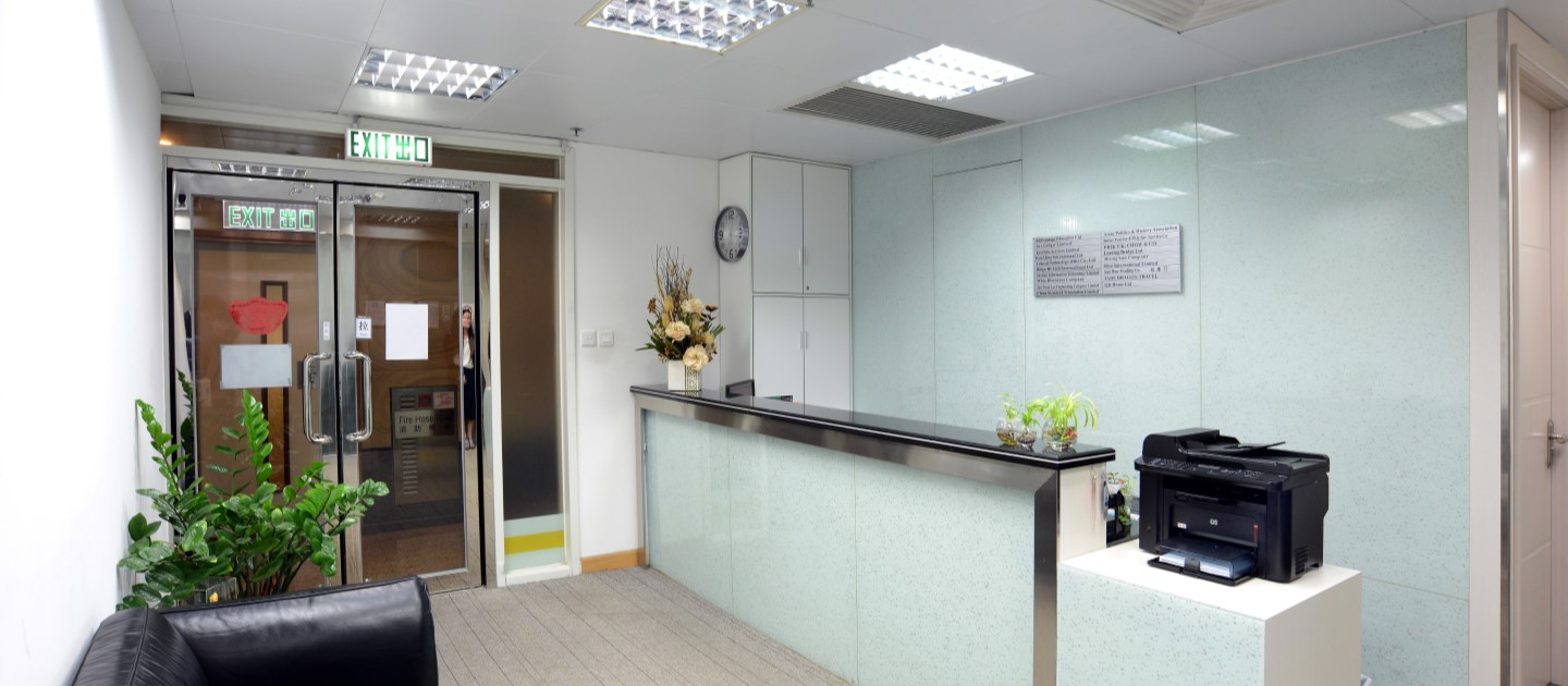 Chow Tai Fook Centre Serviced Office