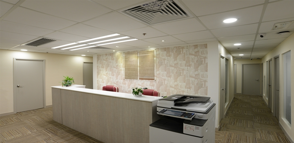 Capital Centre Serviced Office