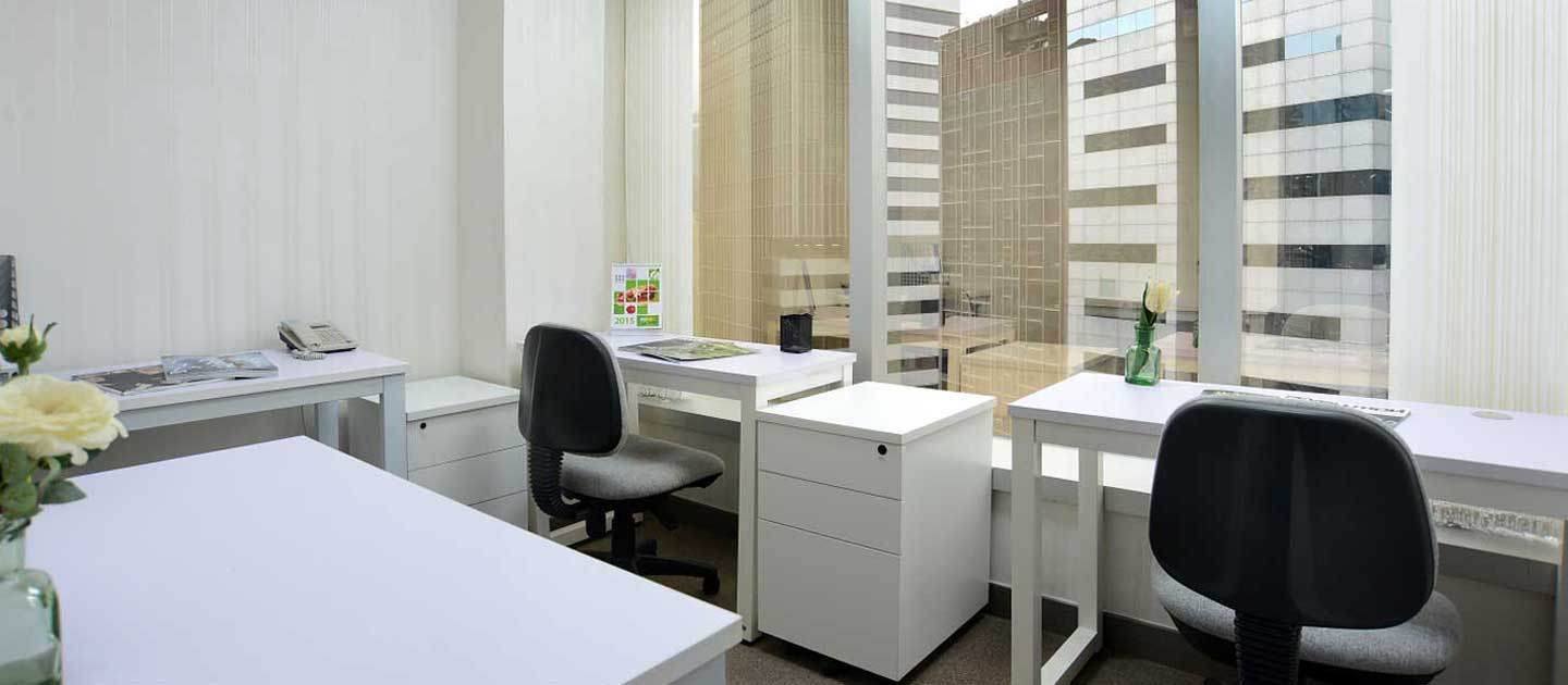 Chinachem Johnston Plaza Serviced Office